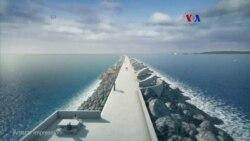 Poder de las mareas y la energía renovable