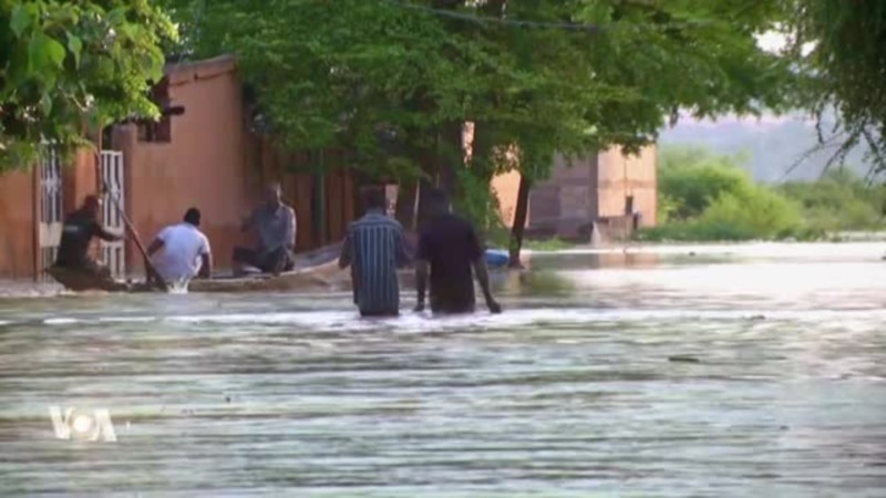 Des pluies diluviennes ont fait 65 morts à Niamey