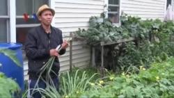 Warga Indonesia Bertani di Amerika