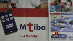 Mobile app helps Kenyans get affordable health care