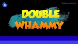 «Английский за минуту»: Double Whammy – Двойной удар
