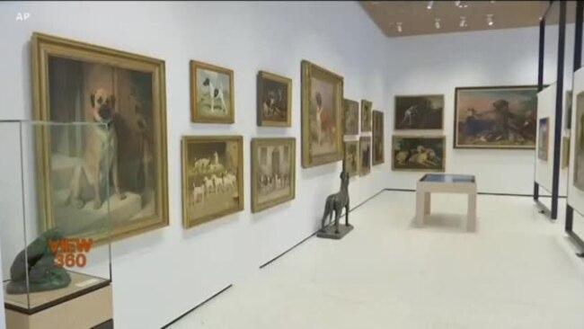 امریکی ریاست نیویارک میں قائم کتوں کا عجائب گھر