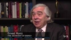 VOA Interview: Former Energy Secretary Ernest Moniz