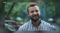 Американсько-білоруський політтехнолог Віталій Шкляров повернувся до США. Відео