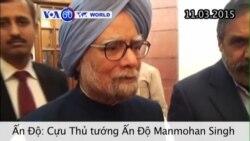 Cựu Thủ tướng Ấn Độ bị toà triệu tập vì cáo giác tham nhũng (VOA60)