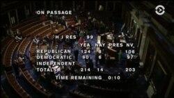 Драма на Капитолии: «шатдаун» откладывается