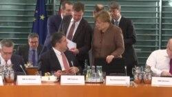 Merkel Under Pressure After Migrant Influx