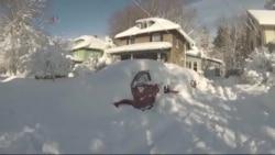 Арктички студ и снег во САД