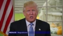 Trump Vows to Rein In Regulations