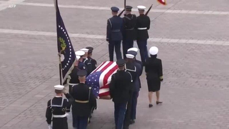 Obsèques nationales pour George H. W. Bush (vidéo)