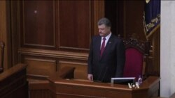 Poroshenko Faces Criticism, But Still Has Much Support