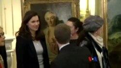 2014-03-12 美國之音視頻新聞: 法國將當年被納粹盜取的三幅畫物歸原主