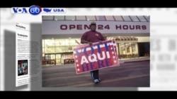 Ngày bầu cử Super Tuesday diễn ra ở Mỹ (VOA60)
