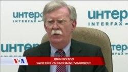 Bolton: Uskoro i formalna izjava o povlačenju SAD iz sporazuma o kontroli oružja