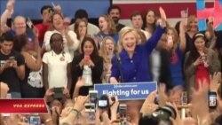 Bà Clinton nắm chắc sự đề cử của đảng Dân chủ