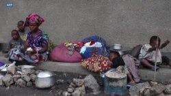 Une flambée de choléra dans les sites de déplacés qui ont fui le volcan Nyiragongo