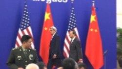 Culmina visita de Kerry en Beijing