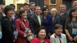 美国会议员:支持台湾尽早参与TPP