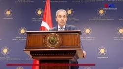 Türkiye: 'PYD-YPG Menbiç'te Kontrol Noktasından Geri Çekildi'