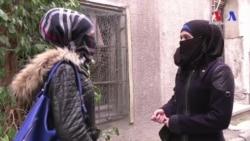 Suriye'li Kız Türkiye'deki Yaşamını Anlatıyor