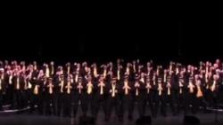 گروه موسیقی شهر الکساندریه در ایالت ورجنیای امریکا