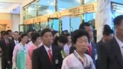 82名南韓老人前往北韓與離散家人團聚