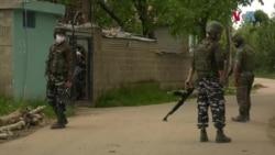 کشمیر میں ایک اور جھڑپ، مزید پانچ مشتبہ عسکریت پسند ہلاک