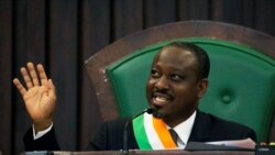Cote D' Ivoire jamana ni Guillaume Soro Ka Nomineli Seben Fura Ko