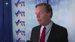 Барнс за надворешната политика на САД во 2017-та година