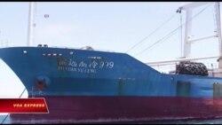 Ecuador bỏ tù ngư dân Trung Quốc đánh bắt trái phép