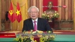 Truyền hình VOA 26/9/20: Ông Trọng kêu gọi biện pháp hoà bình cho Biển Đông