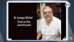 Ayiti: Ki Leson Politik Lidè yo Dwe Tire de Fen 50èm Lejislati a? Dr. Georges Michel Ap Eksplike
