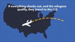 Explainer U.S. Refugee Process