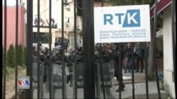 Protestë në Prishtinë