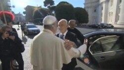 Histórica apuesta del Papa por la paz en Medio Oriente