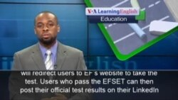LinkedIn, EF Offer New Test for English-Learning Professionals