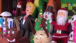 El mundo político irrumpe en el negocio de las piñatas