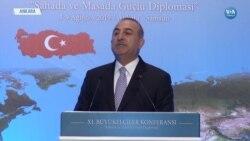 Türkiye Sınırından PYD-YPG'nin Uzaklaştırılması Talebini Yineliyor
