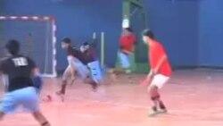 تیم هاکی افغانستان در مسابقات آسایی شرکت میکند