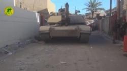 Iraqi Troops Advance Into Ramadi Fighting IS