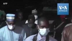 Un gouverneur nigérian visite les victimes d'une l'attaque de Boko Haram