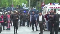İstanbul Yenibosna'da Bombalı Saldırı