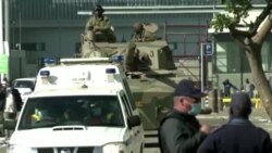 'Instigators' behind South Africa Looting