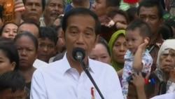 2019-05-21 美國之音視頻新聞: 印尼總統維多多獲勝連任