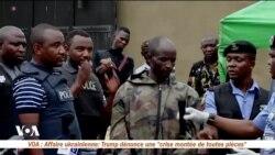 Problème de kidnappings au Nigeria