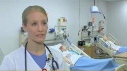 Amerika mehnat bozorida/Jobs for nurses