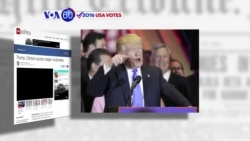VOA60 Elections - Trump Sweeps 5 Primaries, Clinton Takes 4 as Front-runners Extend Leads