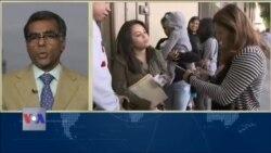 صدر ٹرمپ کا امیگریشن قوانین میں سختی کا مطالبہ