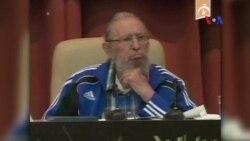 Cựu lãnh tụ Cuba Fidel Castro nói sắp 'gần đất xa trời'
