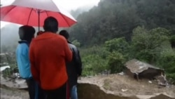 Mexico mudslide